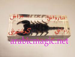 Arabic Jinn Scorpio Talisman