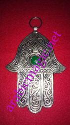 Fatima Hand Arabic Amulet