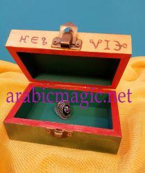 Arabian Marid Jinn Ring - The magical ring of the Jinn Zarash
