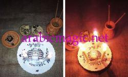 Arabic Djinn Love Magic Spell - Ritual for burning love and sexual desire with jinn summoning