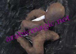 Arabian Love Magic With Doll - Ritual for enslaving and subordination using clay doll/ Arabic black magic spell