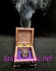 King Solomon Djinn Ring