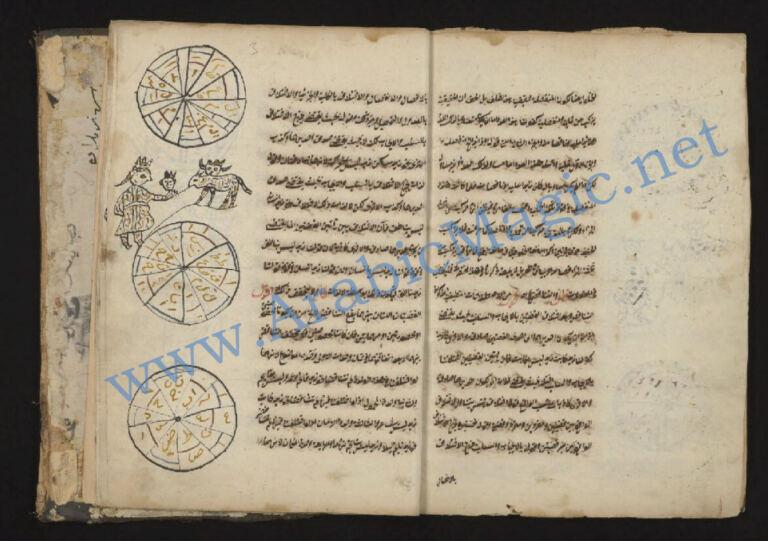 Islamic Astrological Talismans Manuscript – Free Pdf